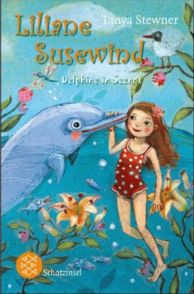 Spannendes Kinderbuch für den Urlaub am Meer.