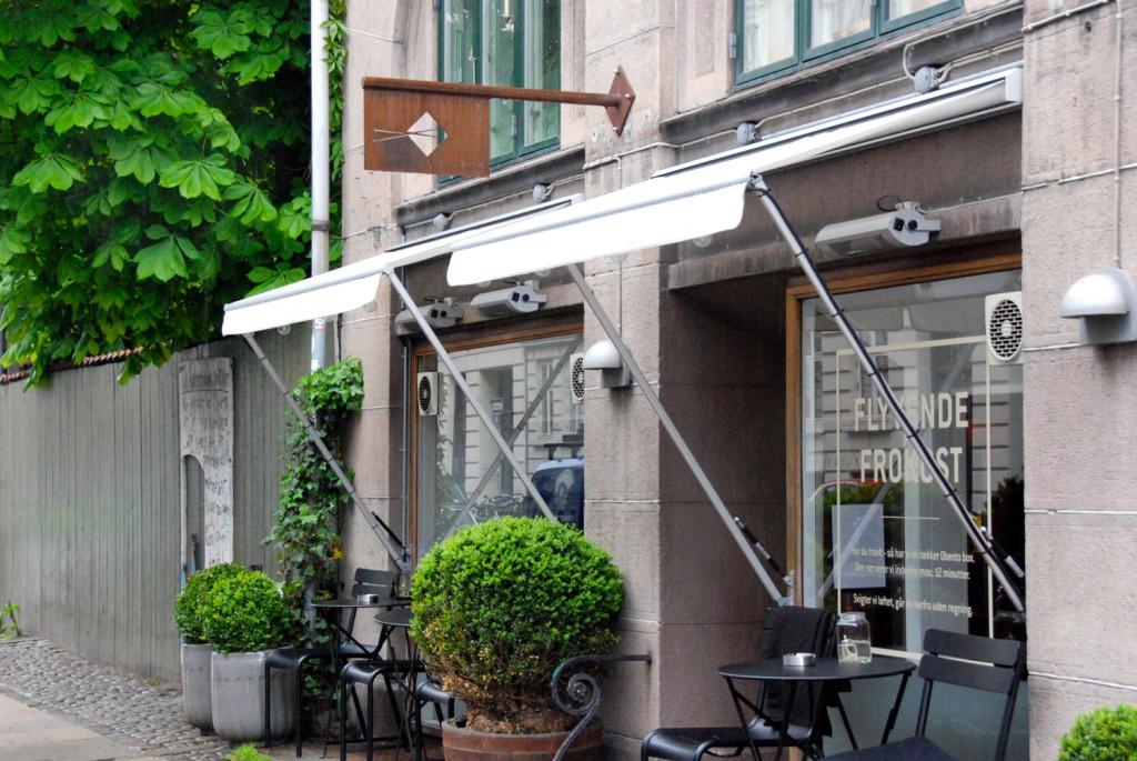 Ich mag Kopenhagen und dieses Restaurant