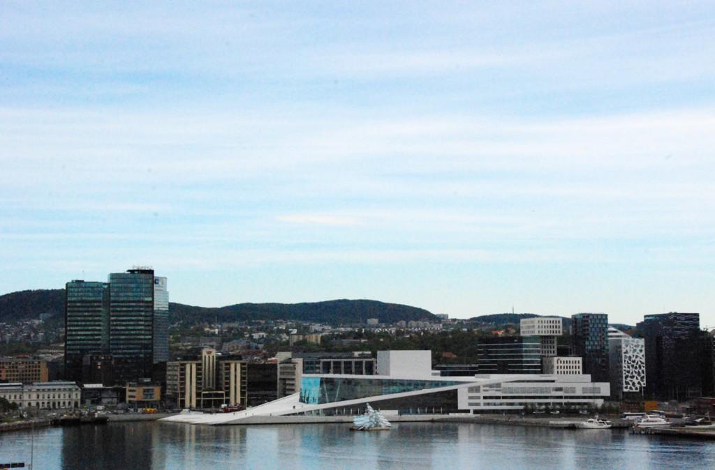 Norwegen Reisetipps die Oper in Oslo